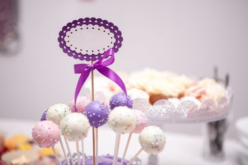 table decoration candy candy bar