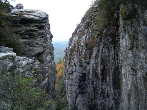 table rock nc ridge