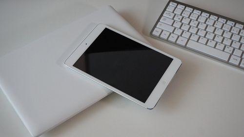 tablet notebook keyboard