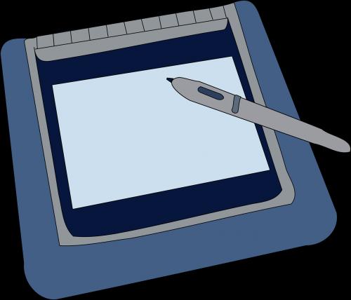 tablet handheld portable