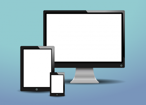 tablet screen monitor
