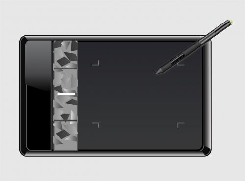 tablet pencil optics