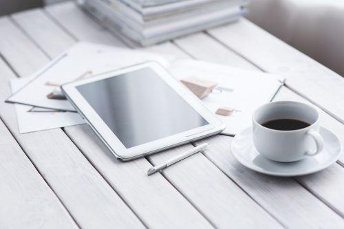 tablet digital technology