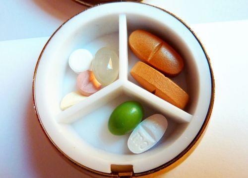 tablets drug daily ration