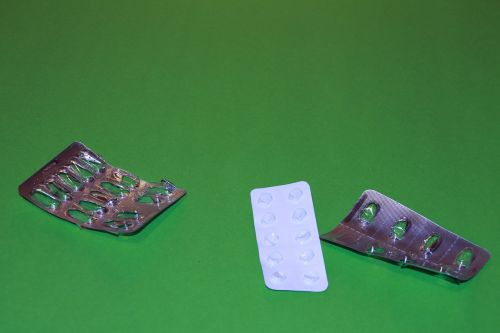 tablets blister pack disease