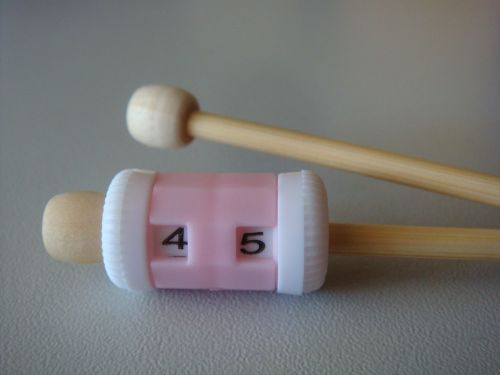 tachometer knitting knitting needles