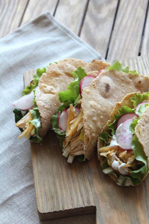 taco appetizer kitchen