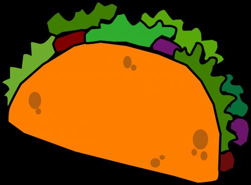 taco doner kebab tomato