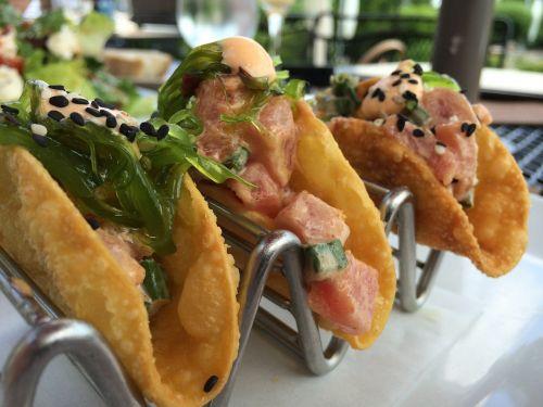tacos tuna tar tar