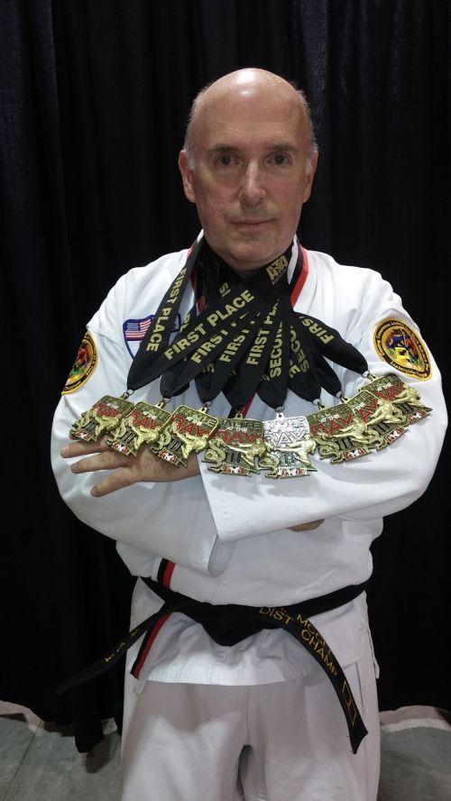 taekwondo karate belt