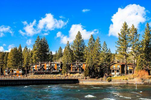 tahoe lake usa