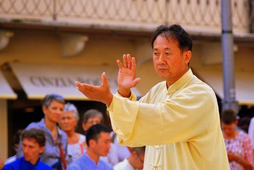 tai chi taiji martial