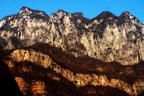Tai Shan Mountains