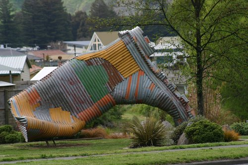 taihape  new zealand  gum boot capital