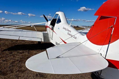 tail aeroplane aircraft