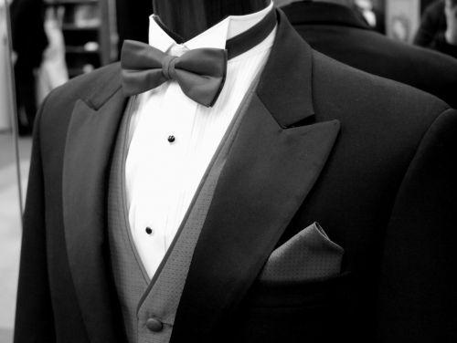 tailor bow tie tie