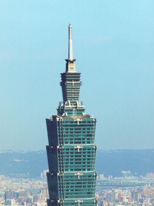 taipei & nbsp, 101, taipei & nbsp, miestas, dangoraižis, architektūrinė & nbsp, detalė, taipei 101 viršuje