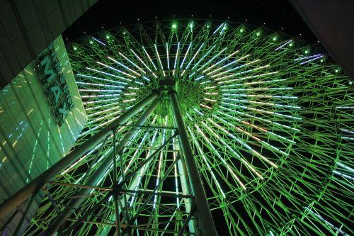 taipei the ferris wheel good memories
