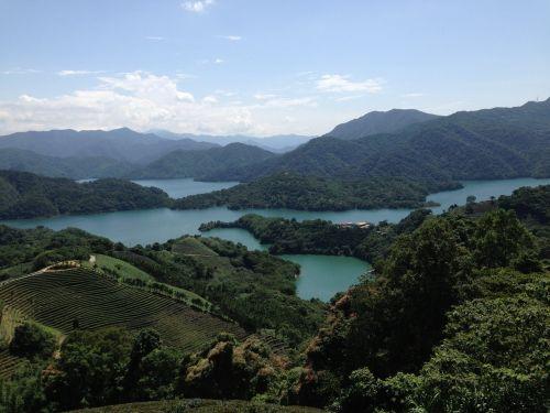 taiwan taipei thousand-island lake