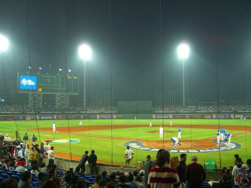 灣 taiwan bible code competition intercontinental baseball stadium