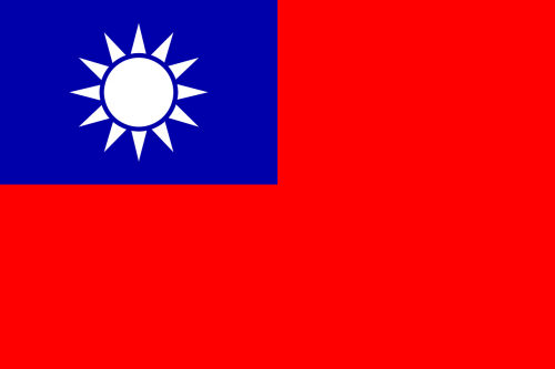 taiwan flag republic of china