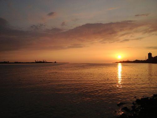 taiwan freshwater the evening sun