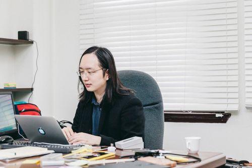 taiwan digital minister audrey tang