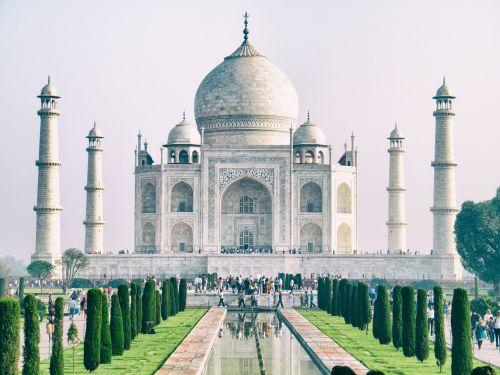 taj mahal heritage india