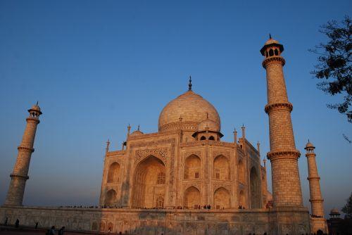 taj mahal monument wonder