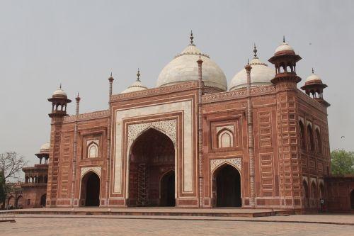 taj mahal mosque agra