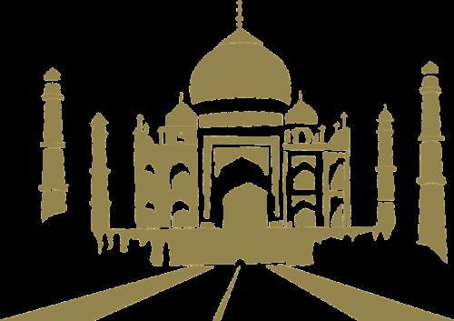 taj mahal india architecture