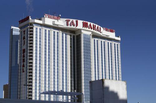 taj mahal casino casino trump