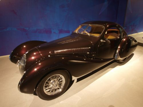 talbot lago 1937 car automobile