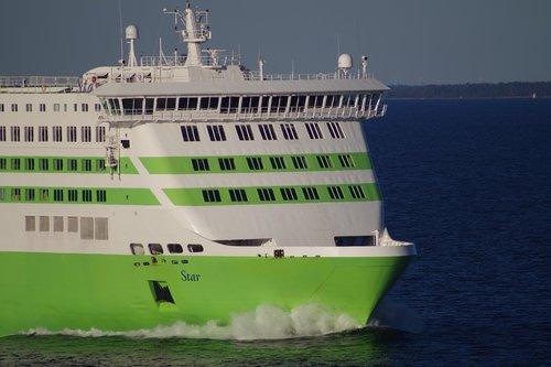 talin  estonia  cruise