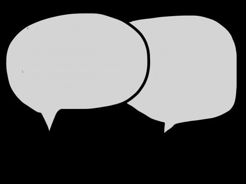 talk dialogue comic