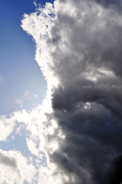 debesis, debesys, Debesuota, lietus & nbsp, debesys, oras, tamsi & nbsp, debesys, pūlingi & nbsp, debesys, aukštas debesys