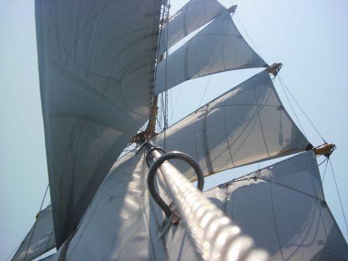 tall ship ship sailing ship