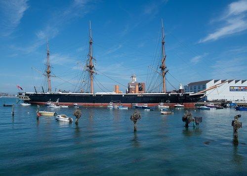tall ship  ship  nautical