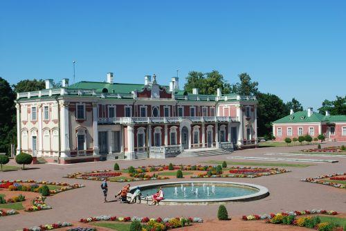 tallinn palace summer