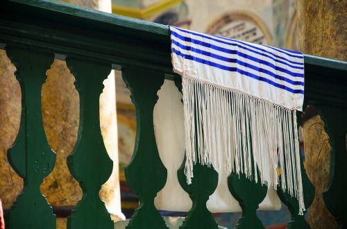 tallit synagogue jewish