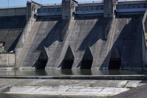 tama dam hydro