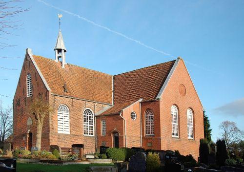 tamolitch church east frisia
