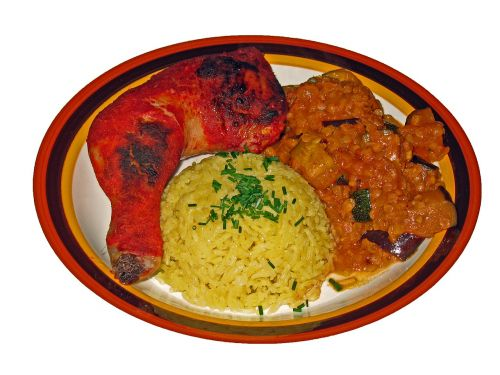 tandoori curry vegetable curry
