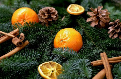 tangerines fruit frisch