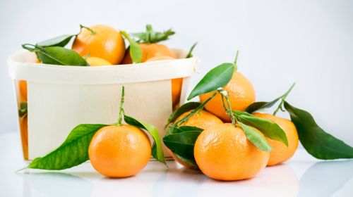 tangerines clementines fruit