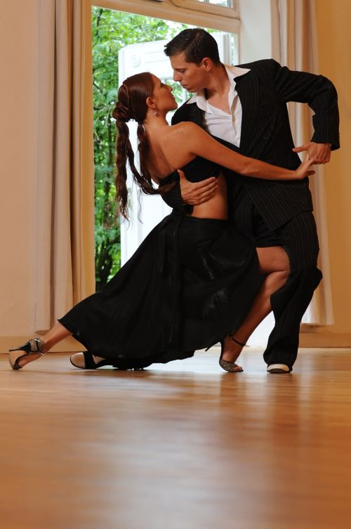 tango argentino style