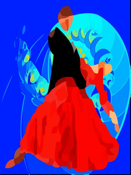 tango spanish dance dancing