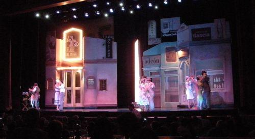 Tango Dinner Theater