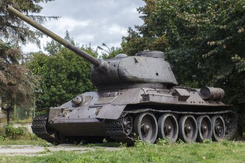 tank old t-34