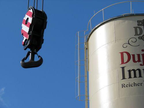 tank crane hooks factory